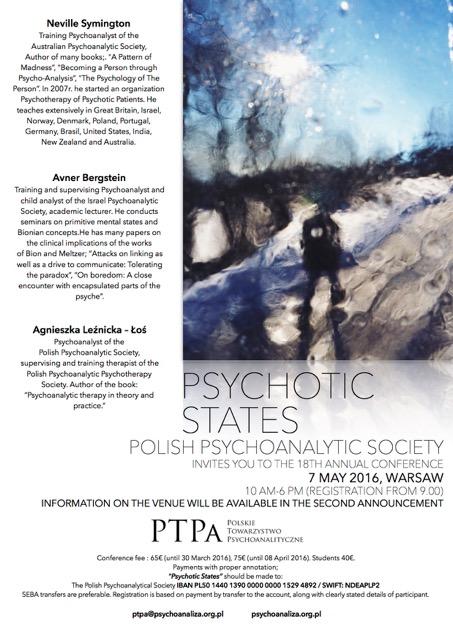 Hinshelwood psychoanalysis and sexuality