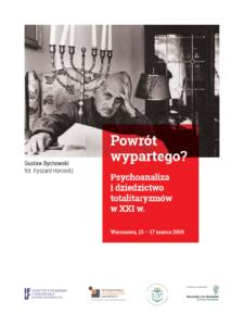 Plakat Konf PTPA listopad 2018 2 2